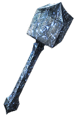Buy POE | Frostbreath, Ornate Mace at We Grind Games
