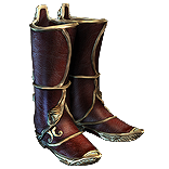 Buy POE | Goldwyrm, Nubuck Boots at We Grind Games