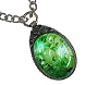 Buy POE | Hyrri's Truth, Jade Amulet at We Grind Games