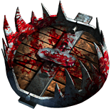 Buy POE | Jaws of Agony, Supreme Spiked Shield at We Grind Games