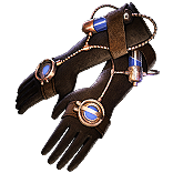 Buy POE | Machina Mitts, Murder Mitts at We Grind Games
