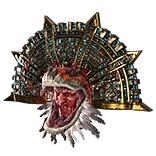 Buy POE | Maw of Conquest, Steel Circlet at We Grind Games
