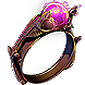 Buy POE |  Ming's Heart, Amethyst Ring at We Grind Games