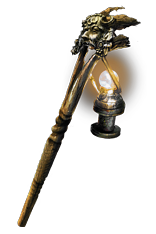 Buy POE | Nycta's Lantern, Crystal Sceptre at We Grind Games