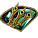 Buy POE | Ring of Blades, Viridian Jewel at We Grind Games