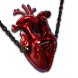 Buy POE | Sacrificial Heart, Paua Amulet at We Grind Games