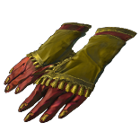 Buy POE | Sadima's Touch, Wool Gloves at We Grind Games