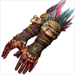 Buy POE | Slavedriver's Hand, Ambush Mitts (Available by Request) at We Grind Games