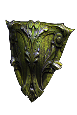 Buy POE | The Oak, Plank Kite Shield (Available  by Request) at We Grind Games