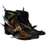 Buy POE | The Blood Dance, Sharkskin Boots at We Grind Games