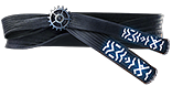 Buy POE |  The Flow Untethered, Cloth Belt (Available by Request) at We Grind Games