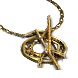Buy POE | The Ignomon, Gold Amulet at We Grind Games