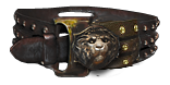 Buy POE | The Magnate, Studded Belt at We Grind Games