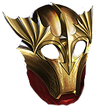 Buy POE | The Three Dragons, Golden Mask at We Grind Games