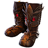 Buy POE | Torchoak Step, Antique Greaves at We Grind Games
