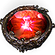 Buy POE |  Transcendent Flesh, Crimson Jewel (Available by Request) at We Grind Games