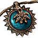 Buy POE |  Ungil's Harmony, Turquoise Amulet at We Grind Games