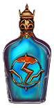 Buy POE | Vessel of Vinktar, Topaz Flask at We Grind Games