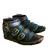 Buy POE | Victario's Flight, Goathide Boots at We Grind Games