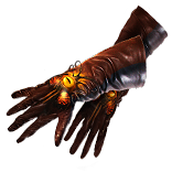 Buy POE | Voidbringer, Conjurer Gloves at We Grind Games