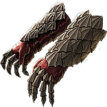 Buy POE | Wyrmsign, Wyrmscale Gauntlets at We Grind Games