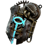Buy POE | Zeel's Amplifier, Polished Spiked Shield at We Grind Games