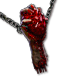 Buy POE | Zerphi's Heart, Paua Amulet (Available by Request) at We Grind Games