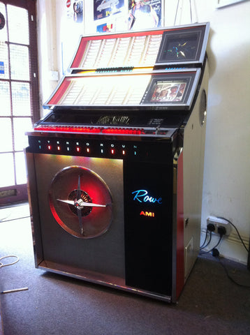 Rowe Ami Jal 200 Selections 1963 Select Jukeboxes