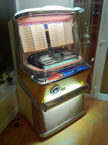 Jukebox sales, hire, restoration and vintage retro diner