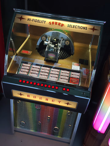 Sound Leisure Rocket Vinyl Jukebox