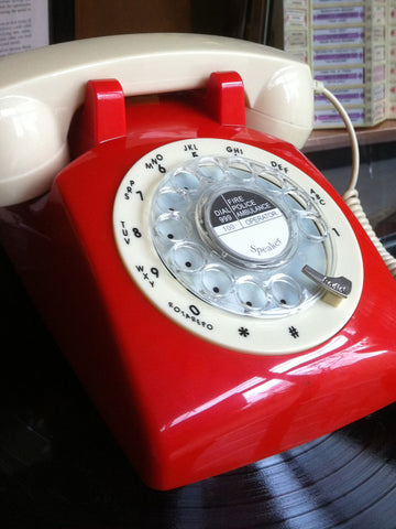 Reproduction 1960's Phone