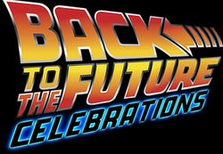 Back To The Future Celebrations Shop