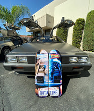Load image into Gallery viewer, Madrid X Back to the Future - OUTATIME Split Series 8.25""