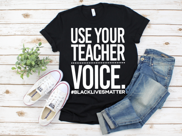 Use your Teacher Voice