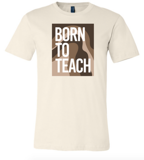 Born To Teach (multi-cultural)