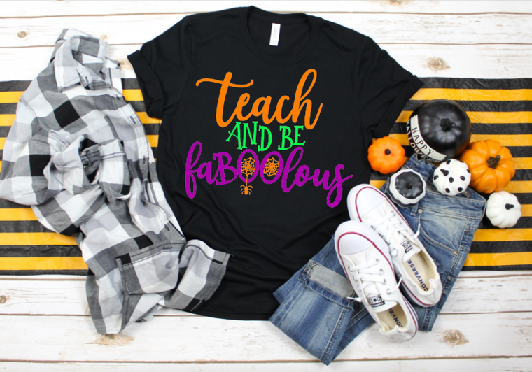 Teach and be FaBOOlous