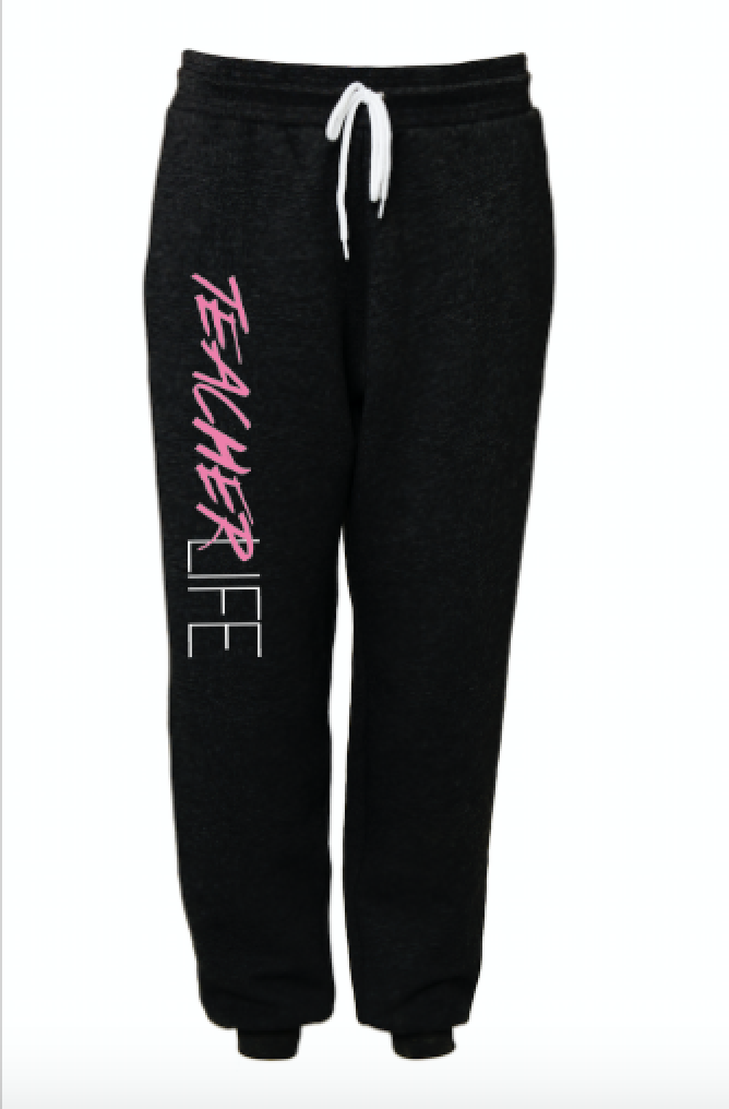 #teacherlife unisex joggers