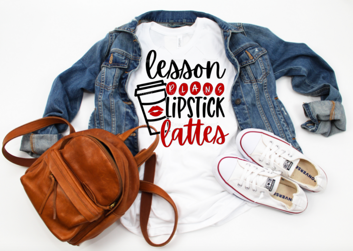Lesson Plans Lipstick & Lattes
