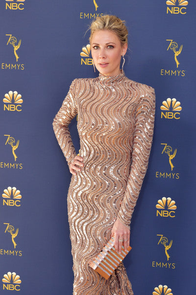 Desi Lydic Carries the 'Rodeo' to the 70th Annual Emmy's