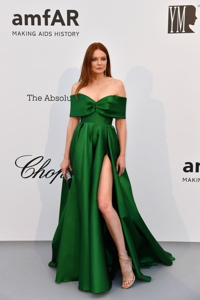 Eniko Mihalik Carries The 'Rodeo' Clutch to The Cannes Film Festival