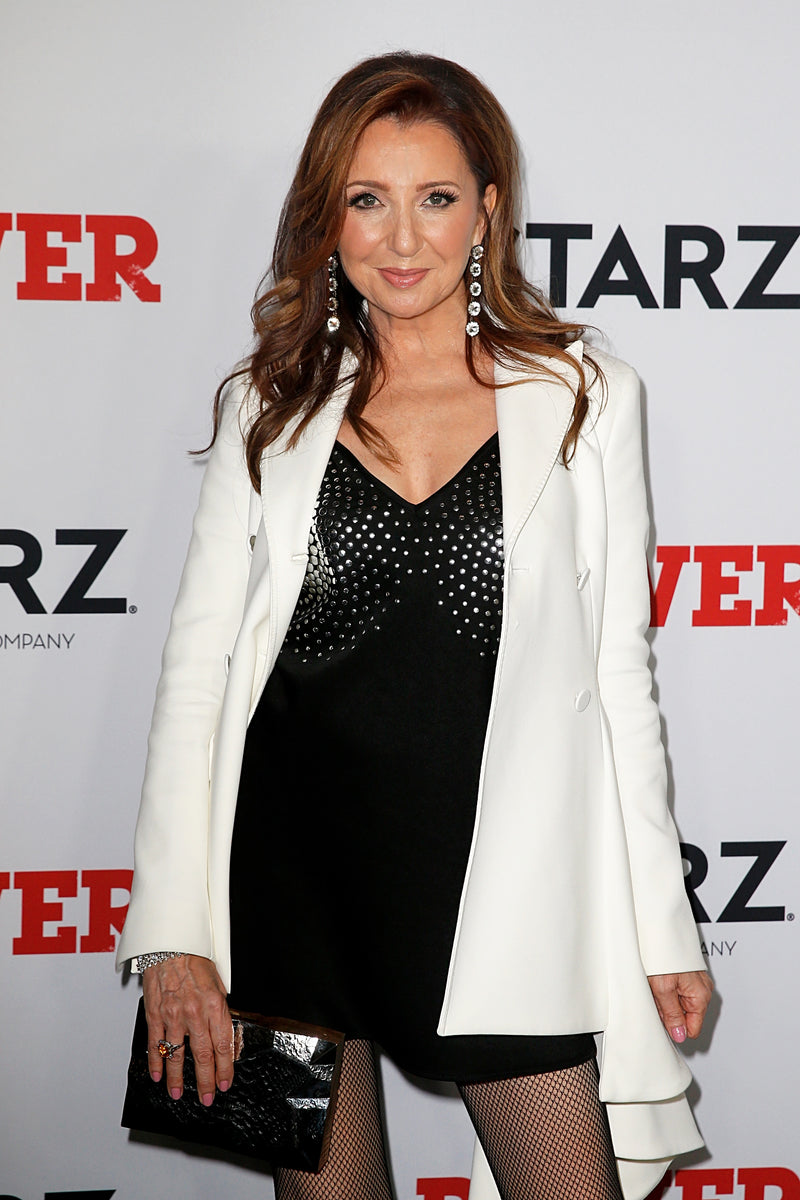Donna Murphy Carries the 'Abrolhos' Clutch to The Season 6 Premiere of POWER in NYC