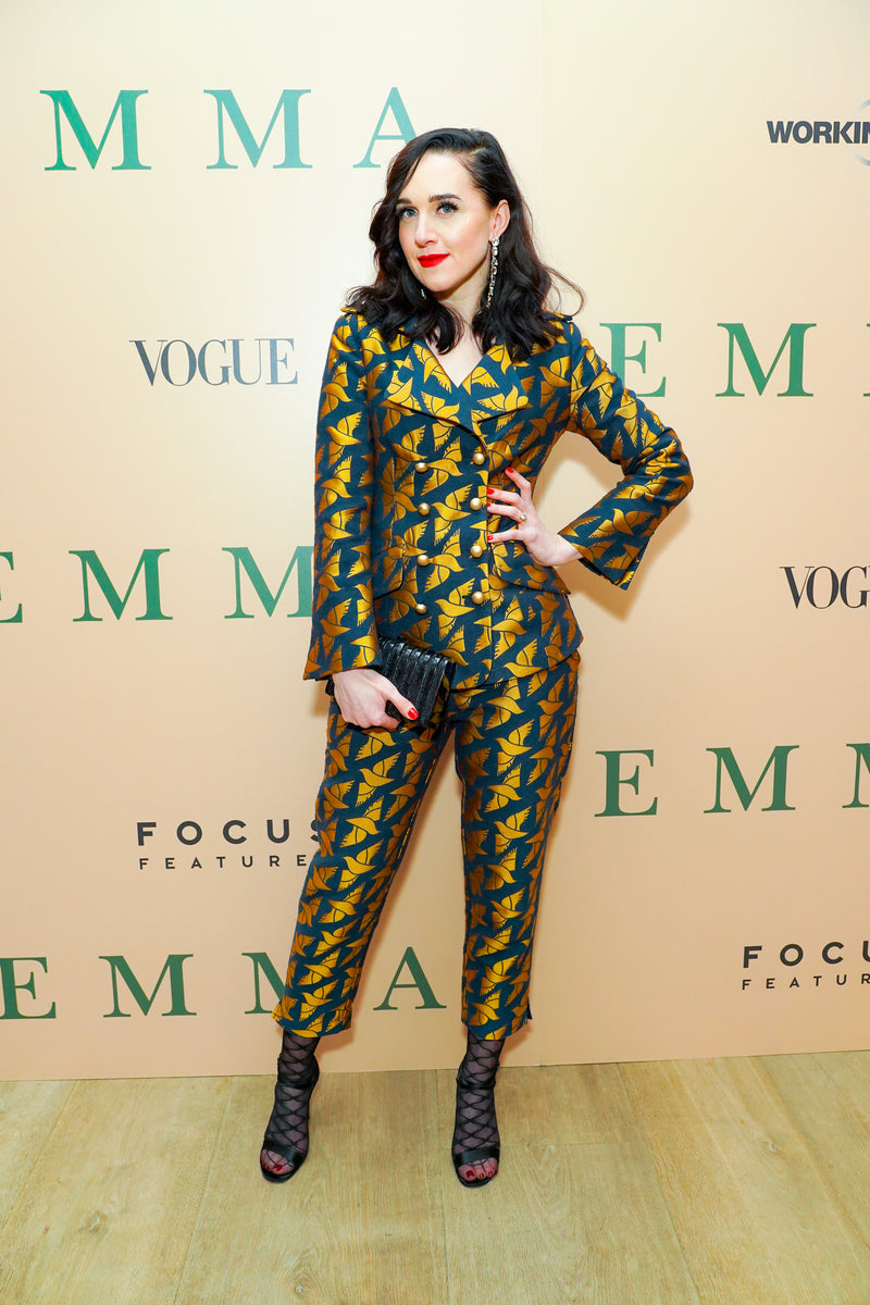 Lena Hall carries the 'RODEO' to a special screening of