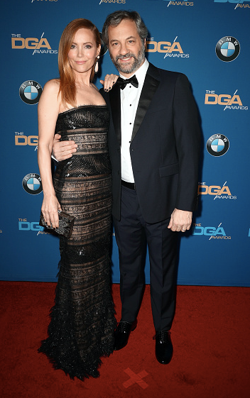 LESLIE MANN CARRIES THE 'ABROLHOS' TO THE 70TH DGA AWARDS