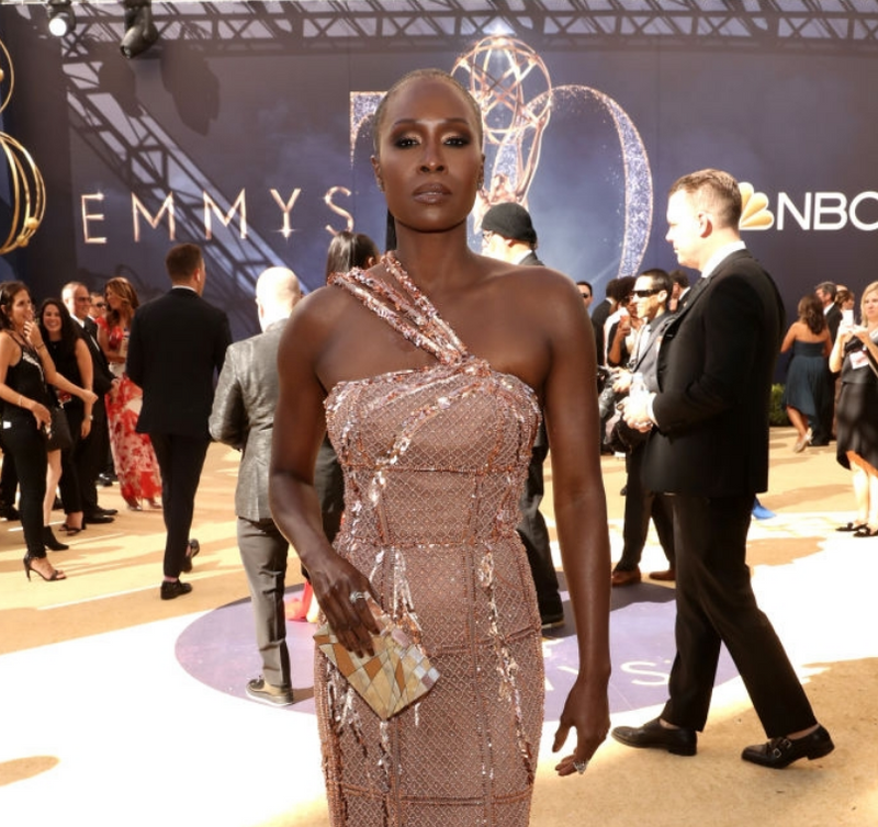 Sydelle Noel Carries the 'Guggenheim' to the 70th Annual Emmy's