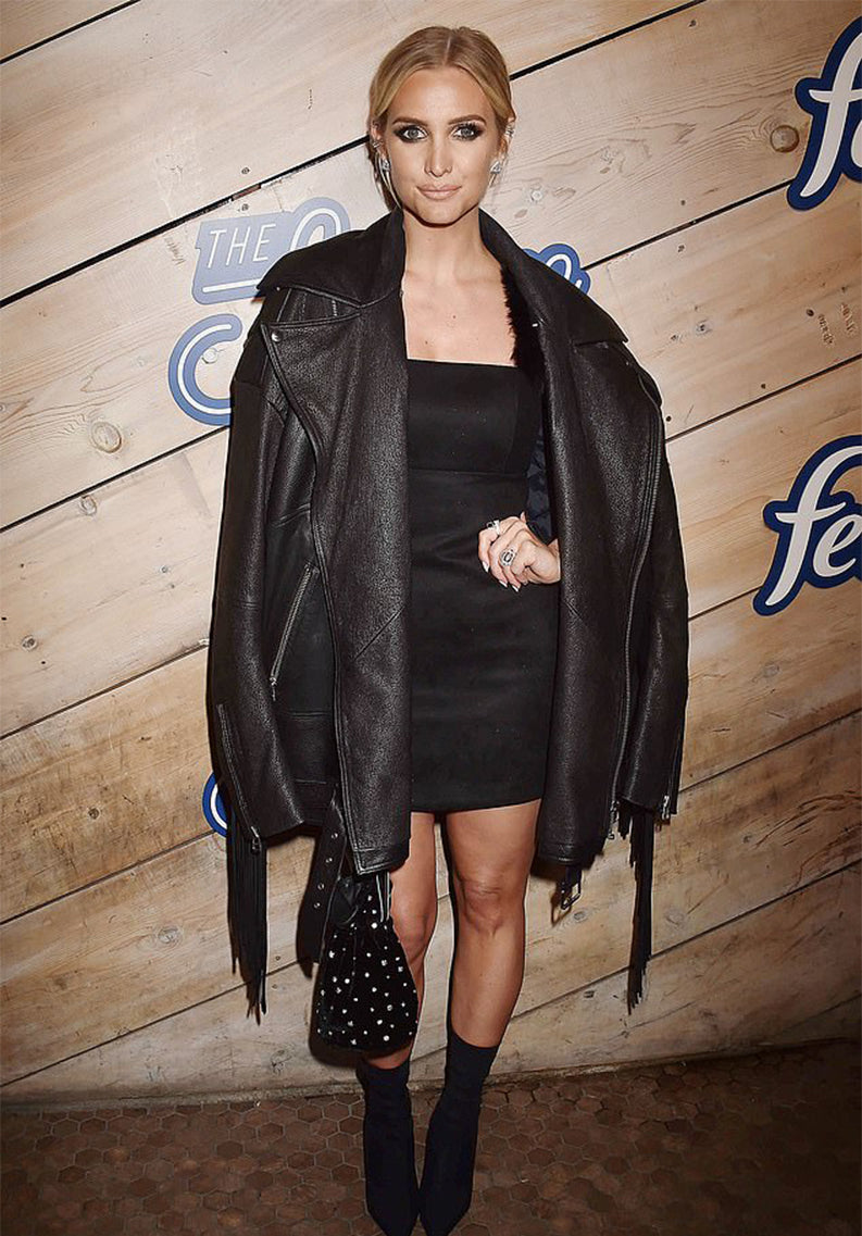 Ashlee Simpson carries the 'Sontos' to the Febreze The Freshness Album Party