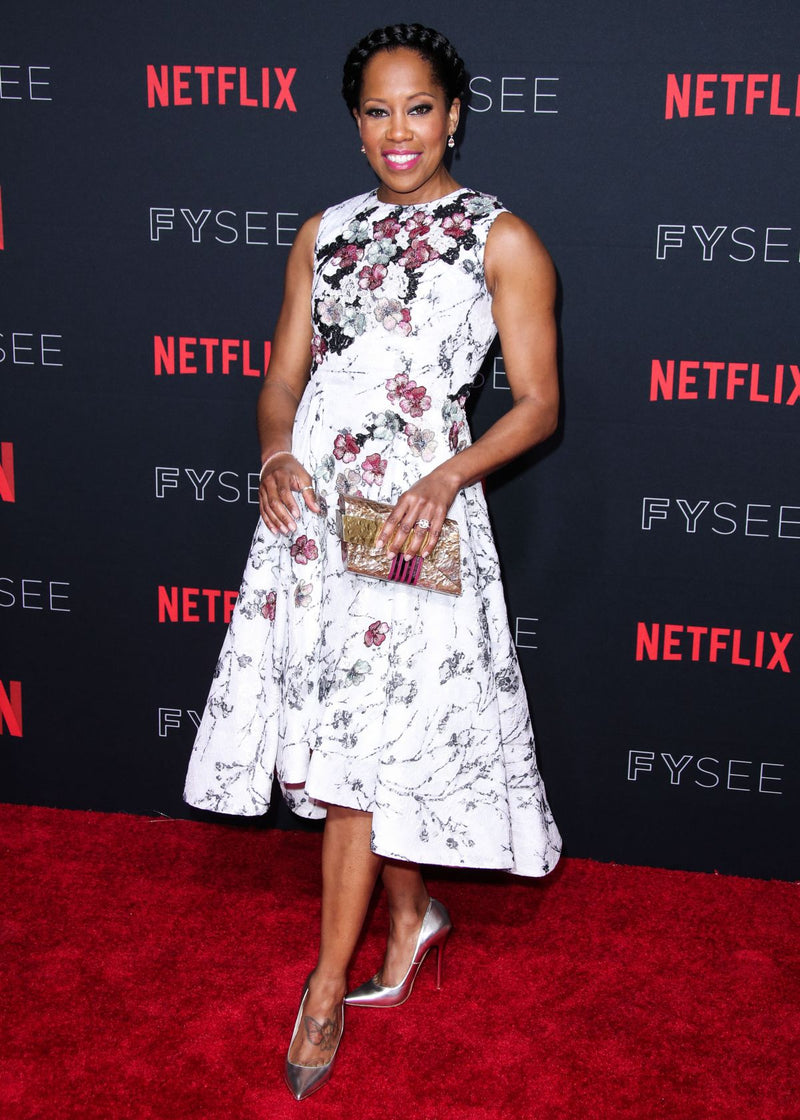 REGINA KING CARRIES THE 'JOA' TO THE NETFLIX FYSEE KICK OFF EVENT – MAY 8TH, 2018