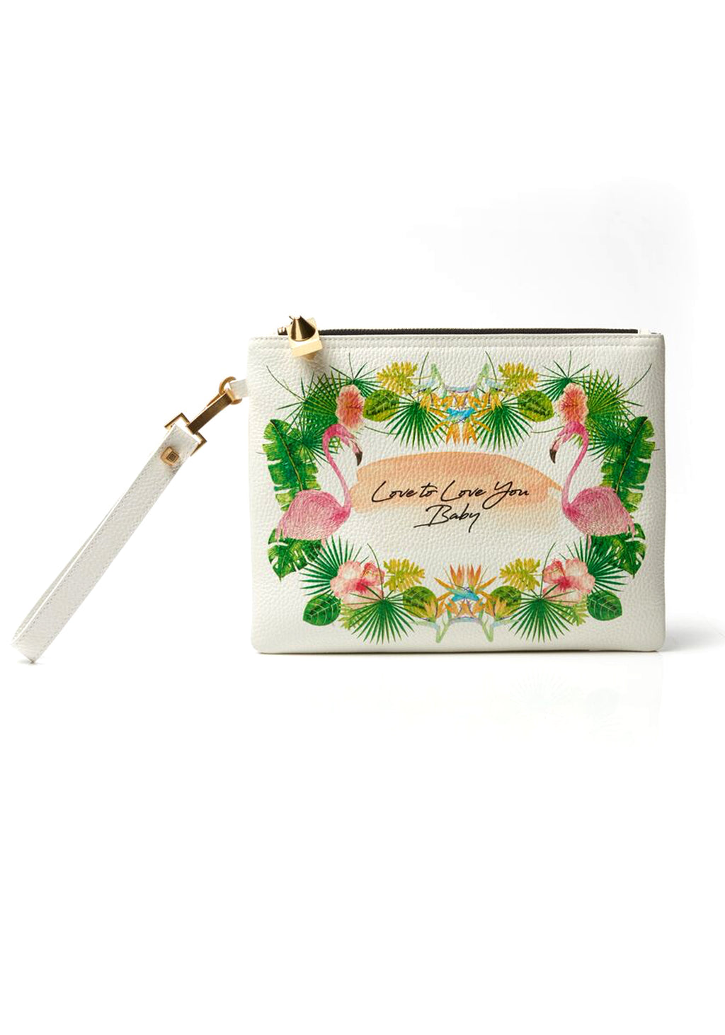 PALOMA POUCH- LOVE TO LOVE YOU BABY