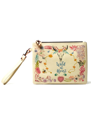 PALOMA POUCH- WILD AT HEART