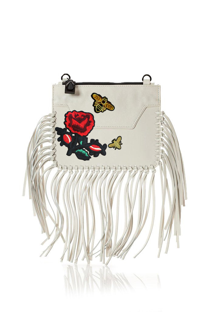 Majorelle Cream Fringe-OPTION ONE