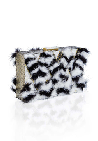 Ciggones Black/White Mink